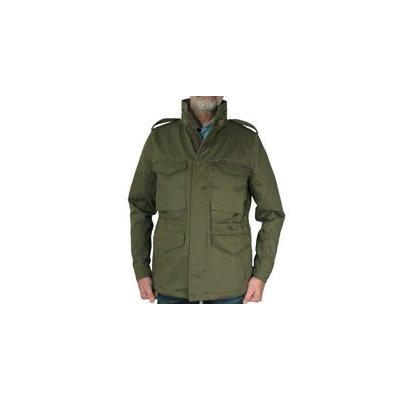 M65 - Ventile Lined Satin Cotton Field Jacket