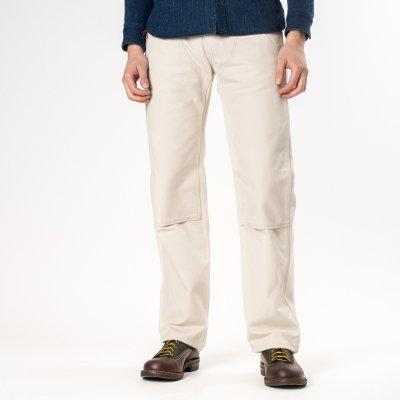 Ivory 17oz Duck Logger Pants