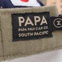 Papa Nui Battalion Blue South Pacific Cap