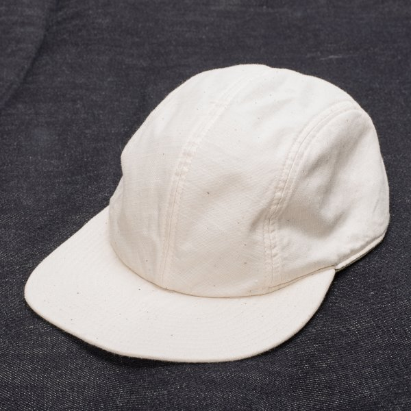 Papa Nui Off-White South Pacific Cap