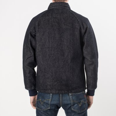 21oz Selvedge Denim Windbreaker