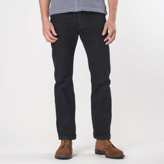 Overdyed Indigo 14oz Selvedge Denim Slim Cut