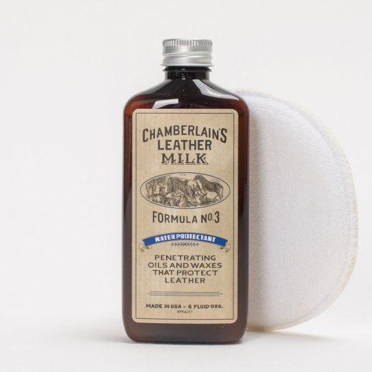 Chamberlain's Leather Milk No. 3 - Premium Leather Protector