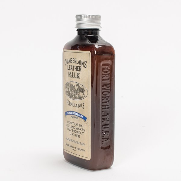 Chamberlain's Leather Milk No. 3 - Premium Leather Protector