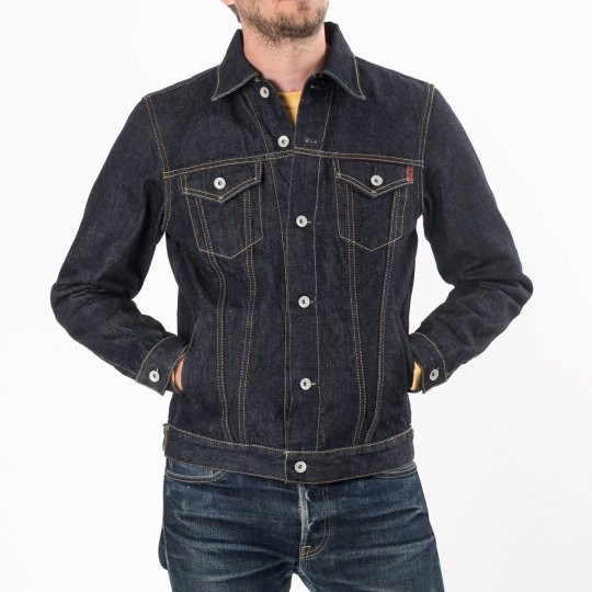 Indigo 14oz Selvedge Denim Modified Type III
