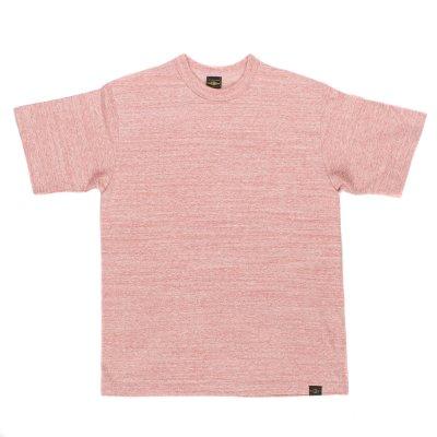 6oz Loopwheel Plain T-Shirts Red