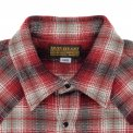 Ultra Heavy Flannel Classic Check Western Shirt