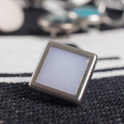 White Diamond Shaped Snap Upgrade