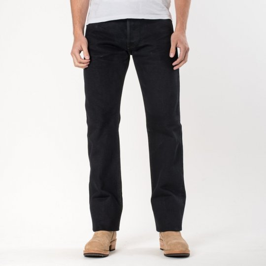 Indigo 25oz Selvedge Denim Straight Cut