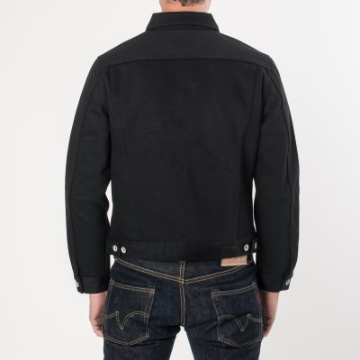 Superblack 21oz Denim Type III