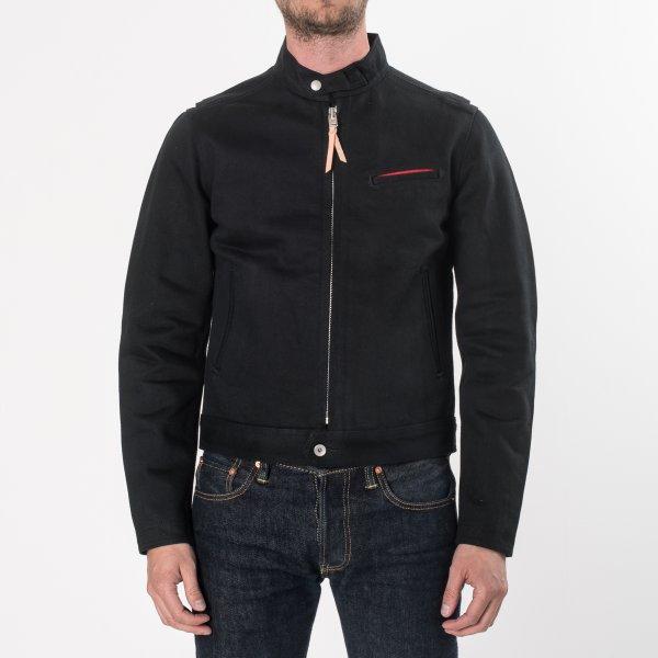 Superblack 21oz Denim Rider's Jacket