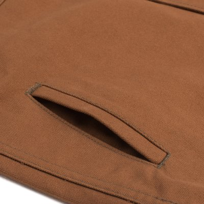 """Brown Duck Work Shirt Style CPO - """"The UnTucked"""""""