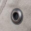 Grey, Khaki or Navy Blue Alpaca Lined Whipcord N1 Deck Vest
