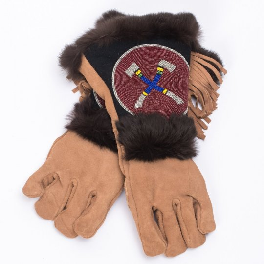 ASTIS Long-Cuff Gloves - Clark