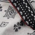 Double Weave Iron Heart Blanket