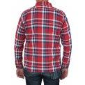 Medium Weight Flannel Work Shirt - Brushed Reverse