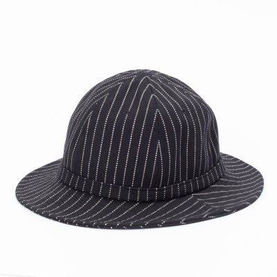12oz Wabash Bucket Hat - Black