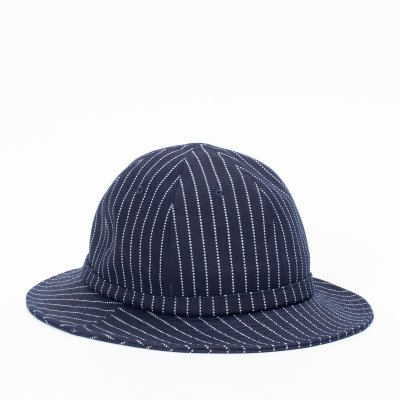 12oz Wabash Bucket Hat - Indigo