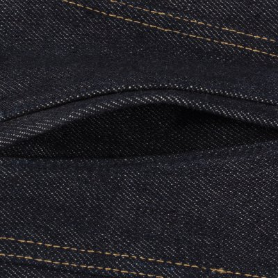Indigo 21oz Selvedge Denim Modified Type III