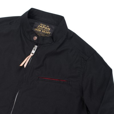 Ventile Riders Jacket in Black