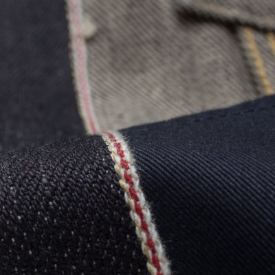 Indigo 25oz Selvedge Denim Vest