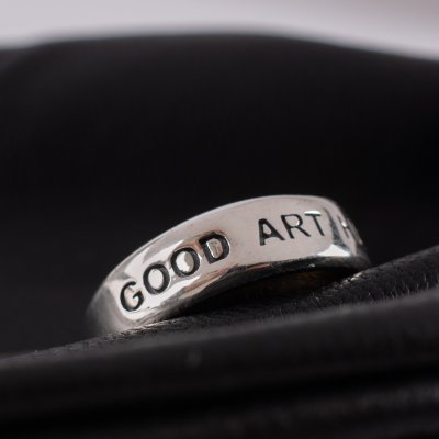 GOOD ART HLYWD Sterling Silver Snap