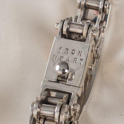 Silver Identity Bracelet