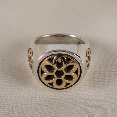 GOOD ART HLYWD Club Ring Two Tone