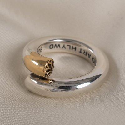 GOOD ART HLYWD Nixon Just the Tip Ring