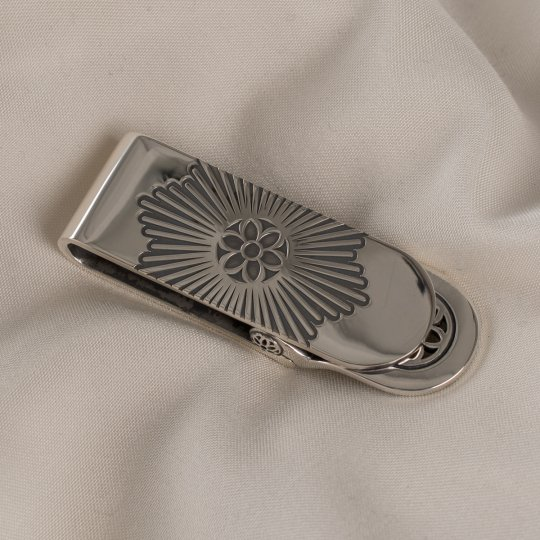 GOOD ART HLYWD Cream Dream Money Clip
