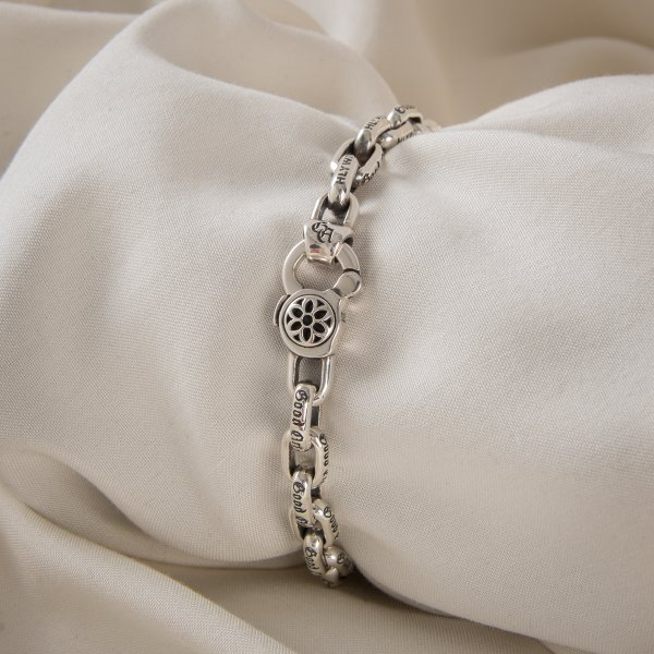 GOOD ART HLYWD Bear Link Bracelet