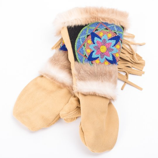 ASTIS Long-Cuff Mittens - Couzy
