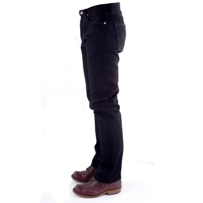 Beatle Buster - 21oz Japanese Selvedge Slim Tapered SBG