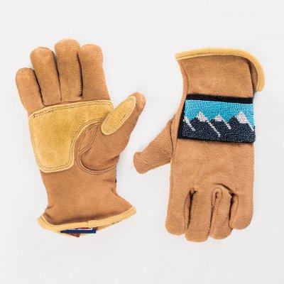 ASTIS Short-Cuff Gloves - Antero