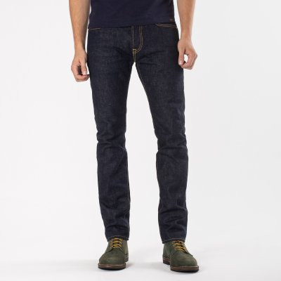 Indigo 16oz Vintage Selvedge Denim Super Slim Cut