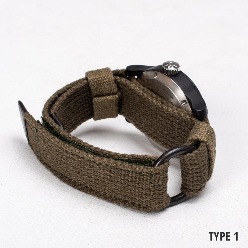 OGL Military Watch Strap