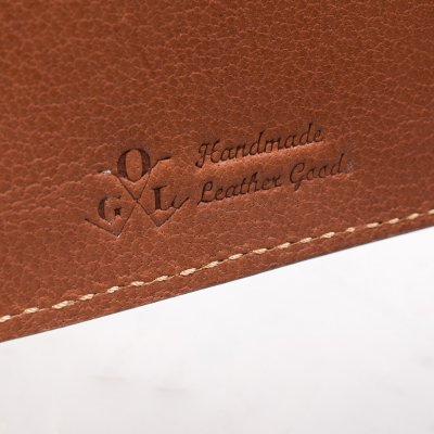 OGL Kingsman Classic Bi Fold Wallet (with coin pocket) - Brown