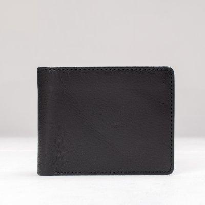 OGL Kingsman Classic Bi Fold Wallet Black
