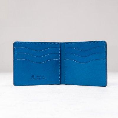 OGL Kingsman Classic Bi Fold Wallet Blue