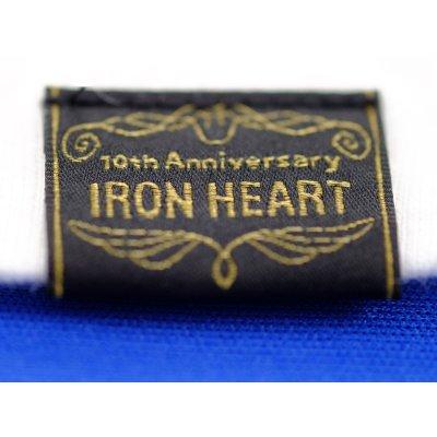 2013 Iron Heart Forum T-Shirt - Loopwheeled Shitamachi Body