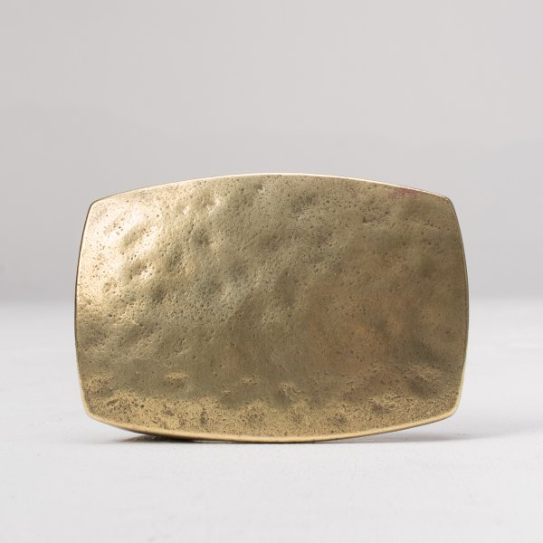 Big Brass Belt Buckle
