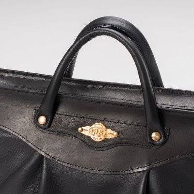 OGL 9981 Leather Aviator Bag