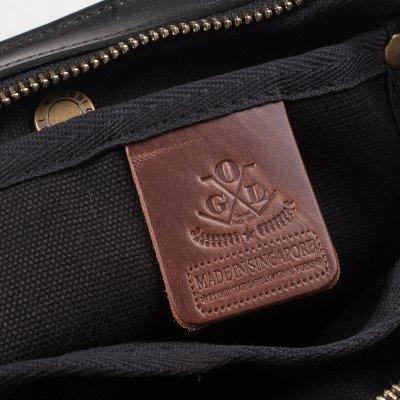 OGL 9981 Leather Aviator Bag