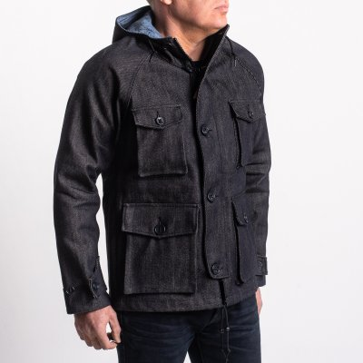 21oz Denim Mountain Parka