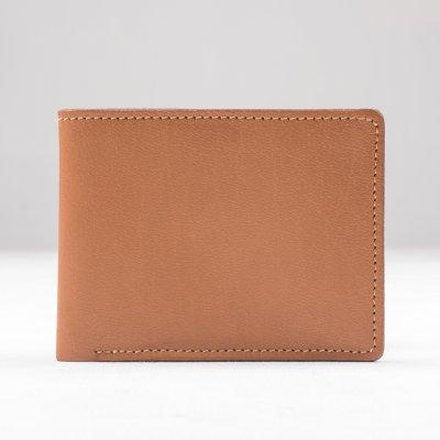 OGL Kingsman Classic Bi Fold Wallet Taupe