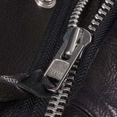 Goatskin M65 Field Jacket - Black