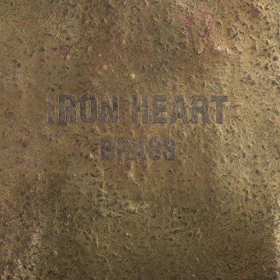 Heavy Plate Brass Buckle Tochigi Leather Belt