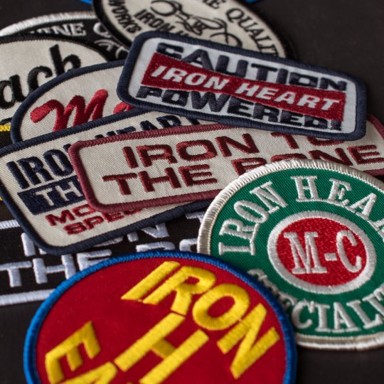 Japanese Woven Patches