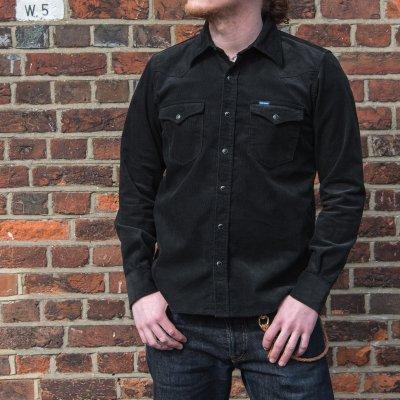 14w Selvedge Corduroy Western Shirt