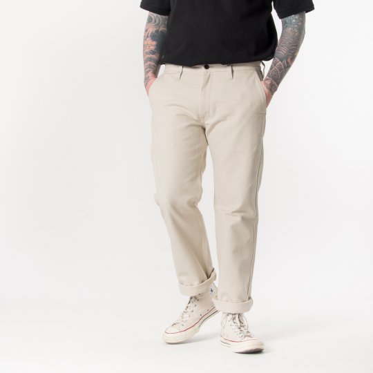 Ivory 17oz Duck Work Pants
